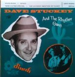 "45 EP ✦DAVE STUCKEY & THE RHYTHM GANG✦ ""Dinah"" - Superb Wetern Swing Honky Tonk"